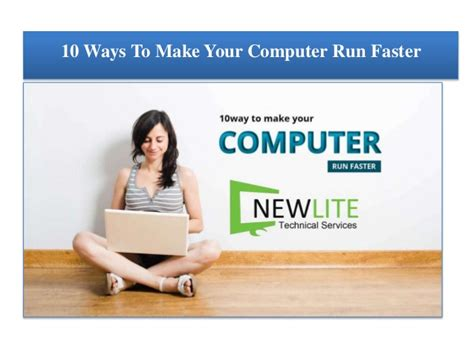 10 Ways To Build Your 10 Ways To Make Your Computer Run Faster
