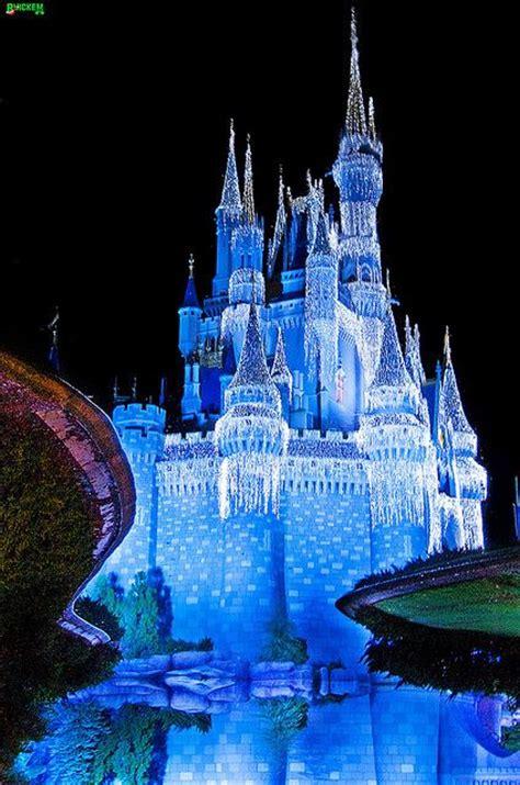 Disney World Lights by Icicle Castle Walt Disney World Magic Kingdom Liberty