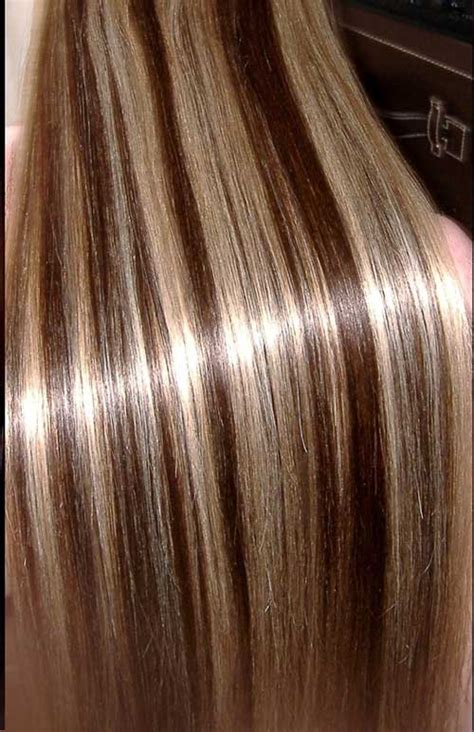 hair color brown with blond highlights 40 blonde and dark brown hair color ideas hairstyles