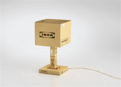 ikea transforms its flat pack cardboard packaging into ikea transforms its flat pack cardboard packaging into