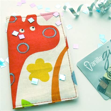 carding tutorial gift cards fabric gift card holder tutorial pdf also credit cards