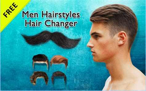 male haircuts app top 7 best hair styler apps for android to try different