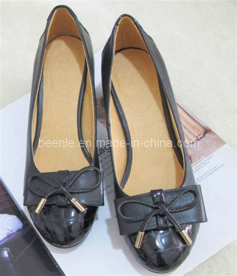 black flat shoes with bow china bow black flat shoes 0227220004 china