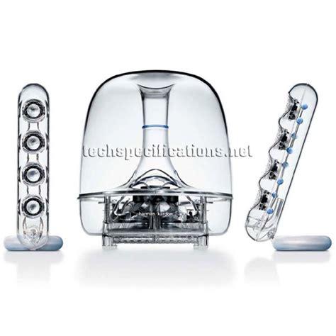 Speaker Harman Kardon harman kardon soundsticks 3 audio system tech specs