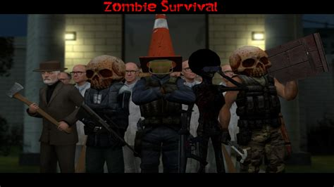 mod game zombie garry s mod zombie survival mod noxiousnet by gt4tube on