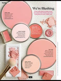 Sophisticated Pink Paint Colors better homes and gardens colorful side of gray paint