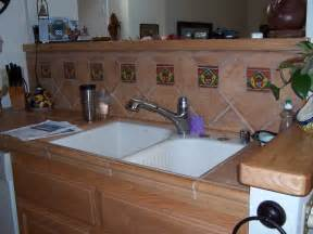 mexican tile kitchen backsplash mexican tile kitchen backsplash home design and decor