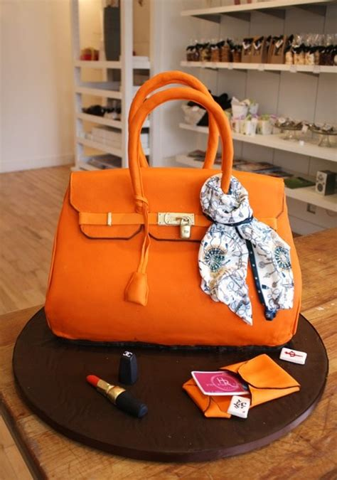 Tas Prada Michell Food Luxury Cakes And Cookies For Fashionistas Moco