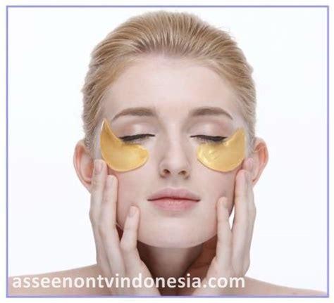 Masker Rambut Gold 24k buy best seller 24k gold collagen eye mask gold collagen mask deals for only rp 29 900