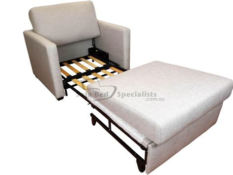 Chair Sofabed With Timber Slats Sofa Bed Specialists Chair Bed