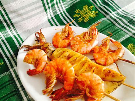 Bumbu Halus 250 Gram resep cara membuat sate sea food