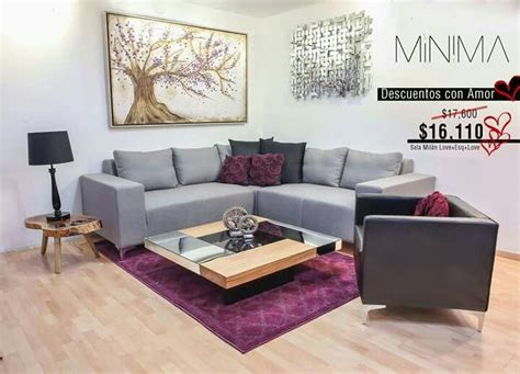 sala gris  morado salas en  home decor house