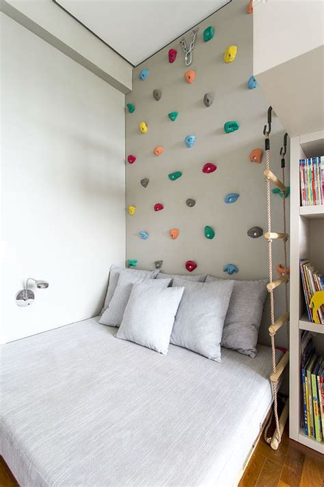 climbing wall in the room what a http www