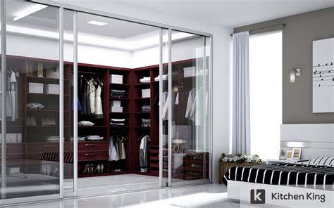 How To Organize A Bathroom Wardrobe Closet Designs To Fit Your Space In Dubai Uae