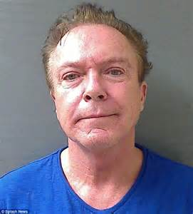 More Details Of Richies Dui Arrest by Partridge Family David Cassidy Arrested For Dui For