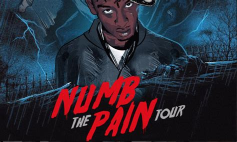 youngboy never broke again pain illroots 21 savage announces numb the pain tour with