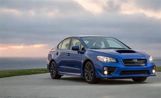Subaru 2015 Wrx Car And Driver