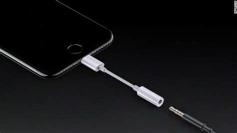 apple iphone 7 no more headphone