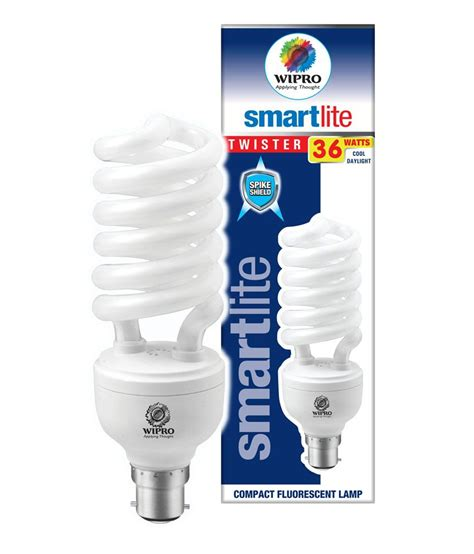 Cfl L Price List by Wipro Smartlite Cfl 36w Buy Wipro Smartlite Cfl