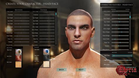 Dying Light Character Creation by Character Creation Chronicles Of Elyria