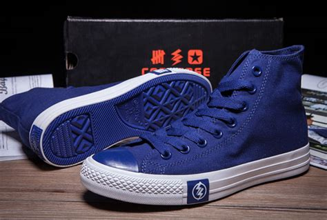 undefeated the flash converse chuck all blue