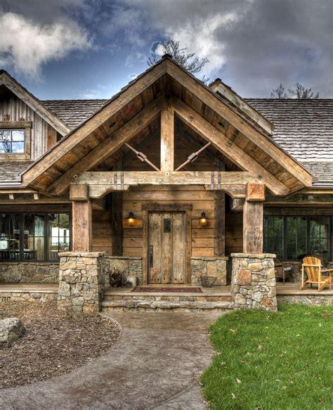 gull house big wood timber frames gull lake retreat