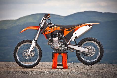 2013 Ktm 450 Sxf 2013 Ktm Sx Lineup Revealed Motorcycle News
