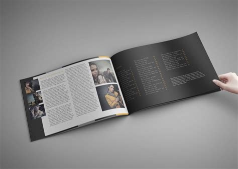 artist book layout design haven portfolio and artbook template for indesign