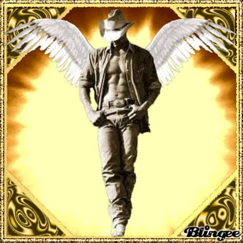 cowboy angel picture 122822184 blingee com