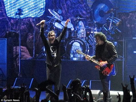 black sabbath documentary biography channel ozzy osbourne takes the stage in auckland after admitting
