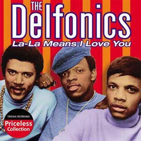 la la la means i love you swing out sister la la means i love you collectables the delfonics