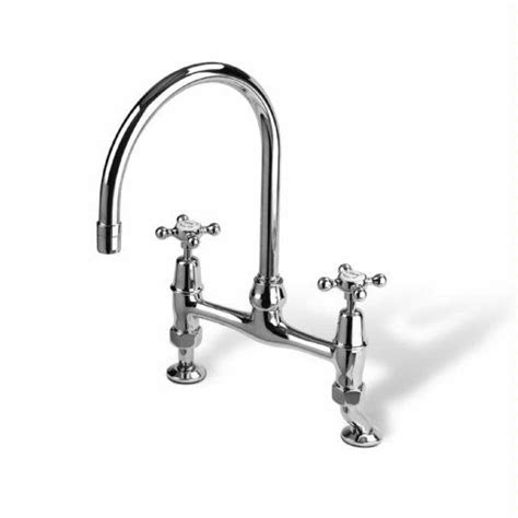 barber wilsons two deck mounted faucet 1010