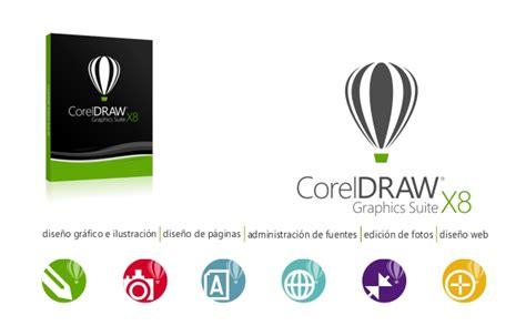 Software Coreldraw X8 corel draw graphics x8 la suite completa 32 y 64bits