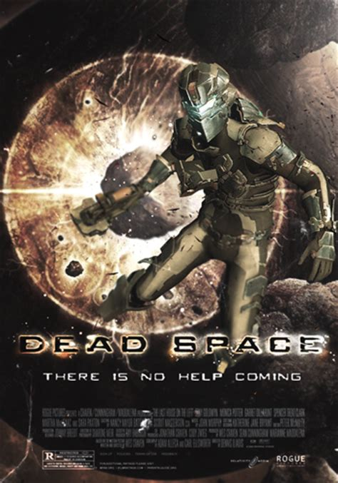 dead space 1991 movie dead space movie poster by echosoflife on deviantart