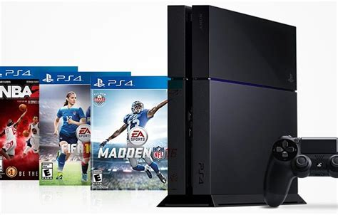Ps4 Bundle Giveaway - geekdad geekaway epic ps4 sports bundle giveaway geekdad
