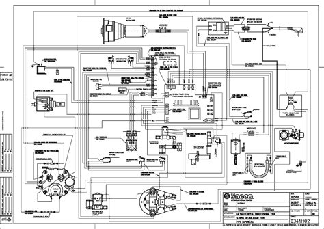 wiring diagram saeco coffee maker wiring diagram and
