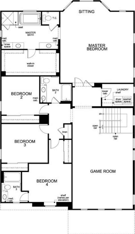 kb homes floor plans archive kb home floor plan archive home decor ideas in kb homes