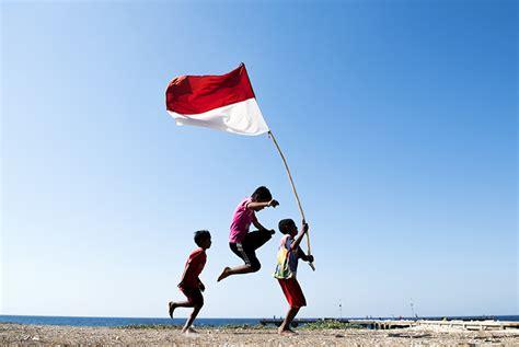 Bendera Anak Indonesia Bisa Diwariskan Tapi Keindonesiaan Tidak