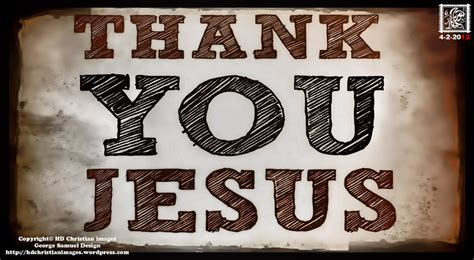 thank you jesus images thank you jesus by hdchristianimages on deviantart