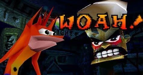 Crash Meme - this crash bandicoot meme will quot woah quot its way into your