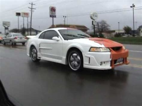 ricer mustang ricer mustang gt clone cruising the streets of dragg