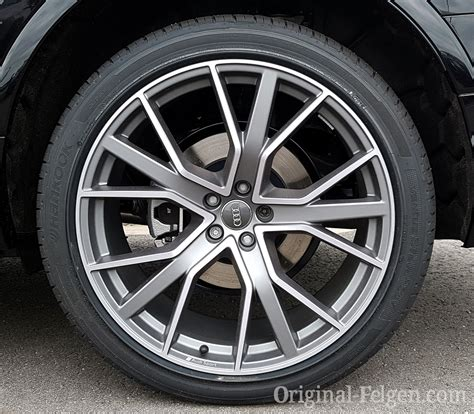 Audi Orginal Felgen by Audi Vw Original Felge 4m0 601 025 Ag Sq7 15 Speichen