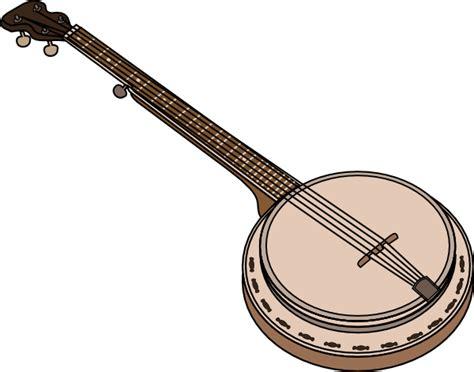 banjo clip art at clker com vector clip art online