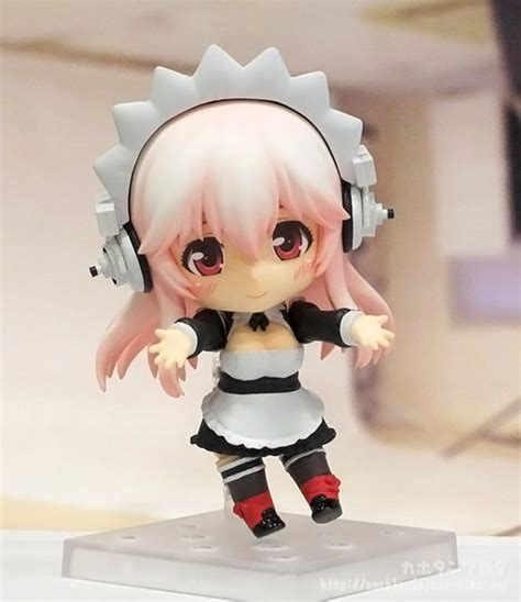 Nendoroid Series 436 Sonico Working Set Soniani Sonico nendoroid sonico working set kahotan s smile company figure reviews