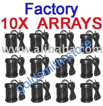Array Foot Detox by 10 Arrays Detox Foot Bath Ion Ionic Cleanse Array Buy