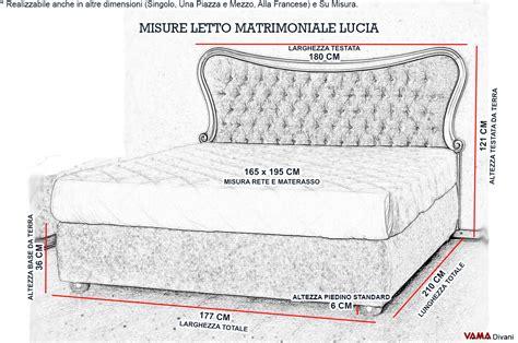 misure letti letto matrimoniale in pelle con cornice in legno e capitonn 232