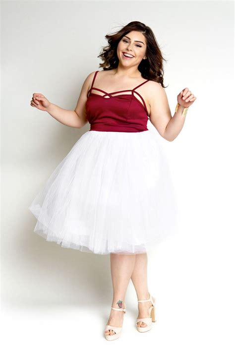 17 best ideas about plus size tutu skirt on