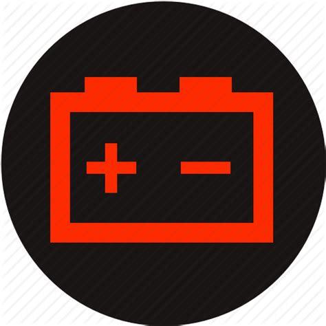 battery light car alternator warning battery battery charging battery