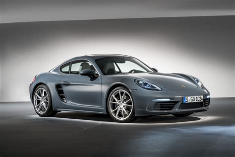 Porsche Caiman by Porsche 718 Cayman Officially Launched A Boost For The