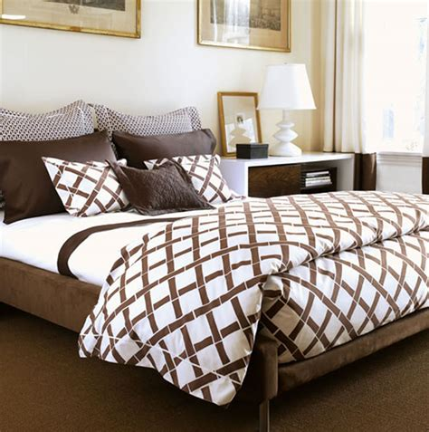 luxury chic bedding home interior bedroom decor decosee